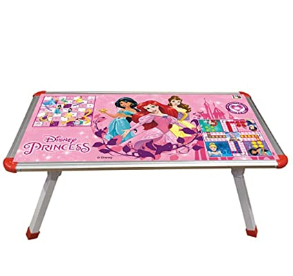 Miraculous Buy Indusbay Disney Princess Game Table For Kids Board Game Home Interior And Landscaping Elinuenasavecom