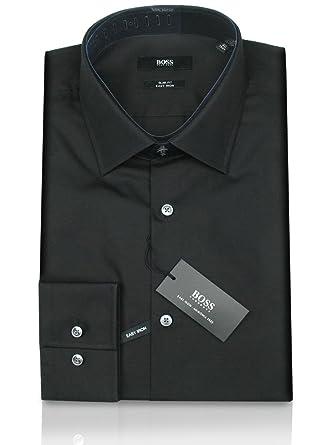 745583faaa99 BOSS Hugo Herren Hemd Jenno Slim Fit 100% Baumwolle  Amazon.de ...