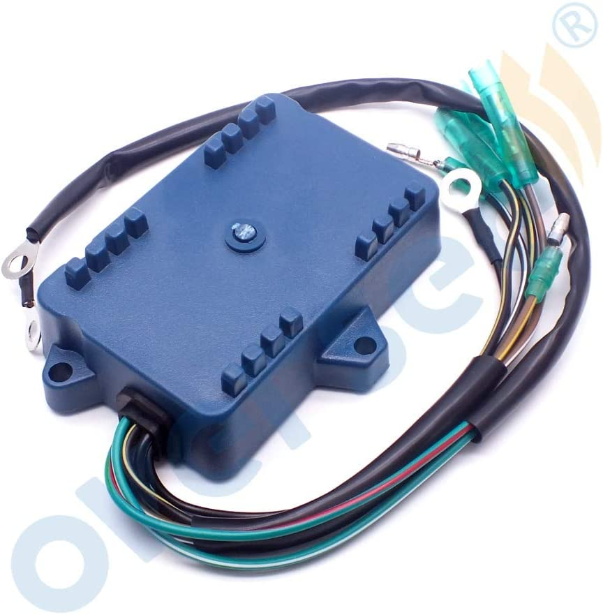 Switch Box For Mariner Cdi For Mercury Outboard Motor 6 8 10 15 16 20 25 Hp 1994-1998 339-7452A19 114-7452K1