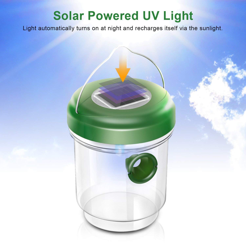 Amazon.com: EOMOO - Trampa de desperdicio, luz LED ...
