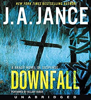 Book Cover: Downfall.