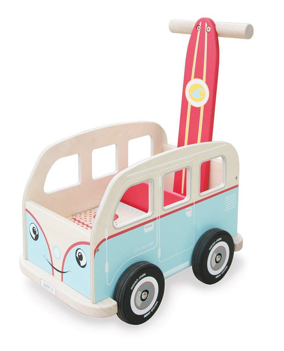 Indigo Jamm Colin Walkervan Activity - Andador de bebé con ...