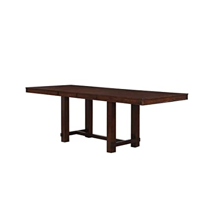 Foremost Groups, Inc Cambridge Counter Height Dining Table   Brown