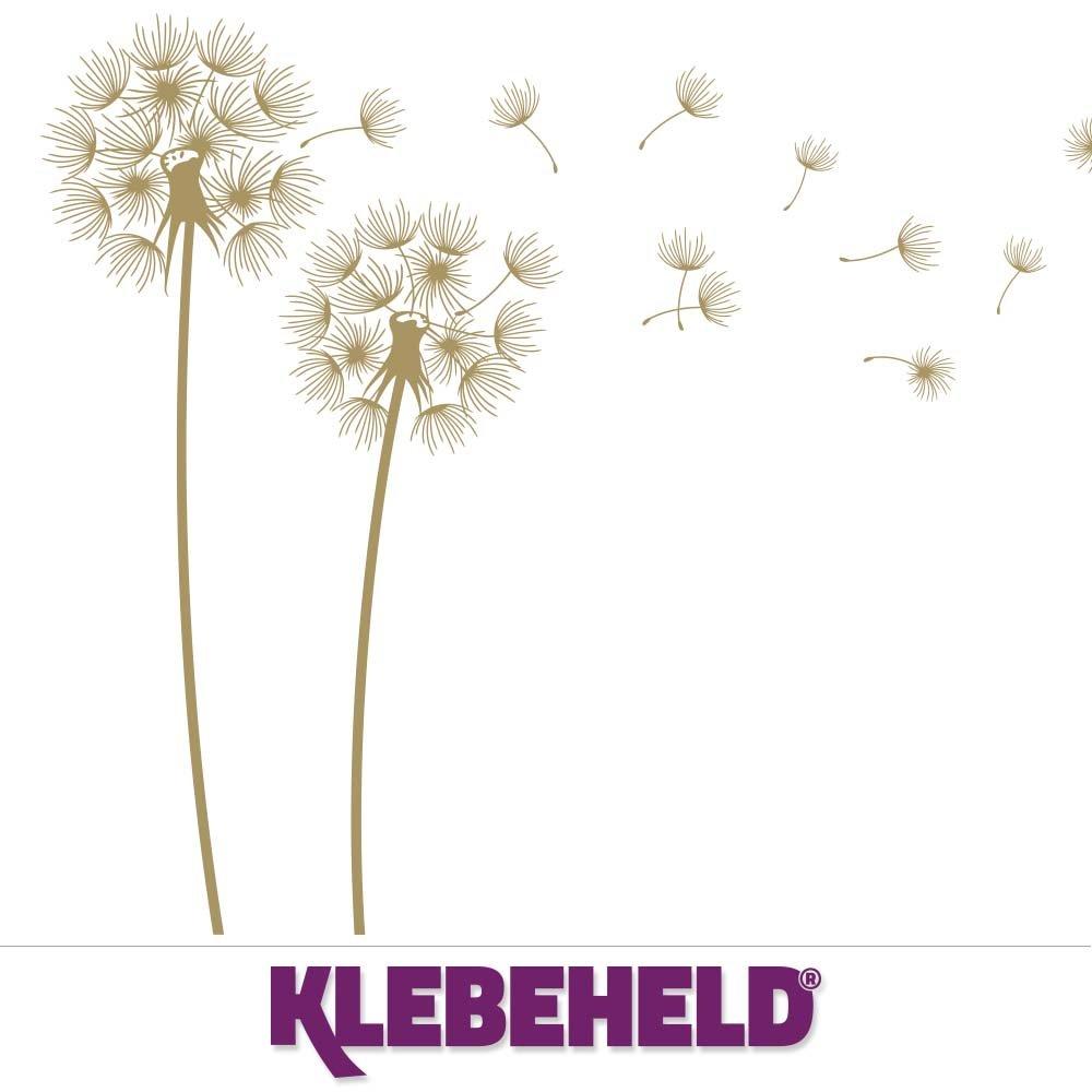 KLEBEHELD® Wandtattoo PusteBlaumen im im im Wind Größe 160cm, Farbe weiss B01LYUJBF2 Wandtattoos & Wandbilder 38c378
