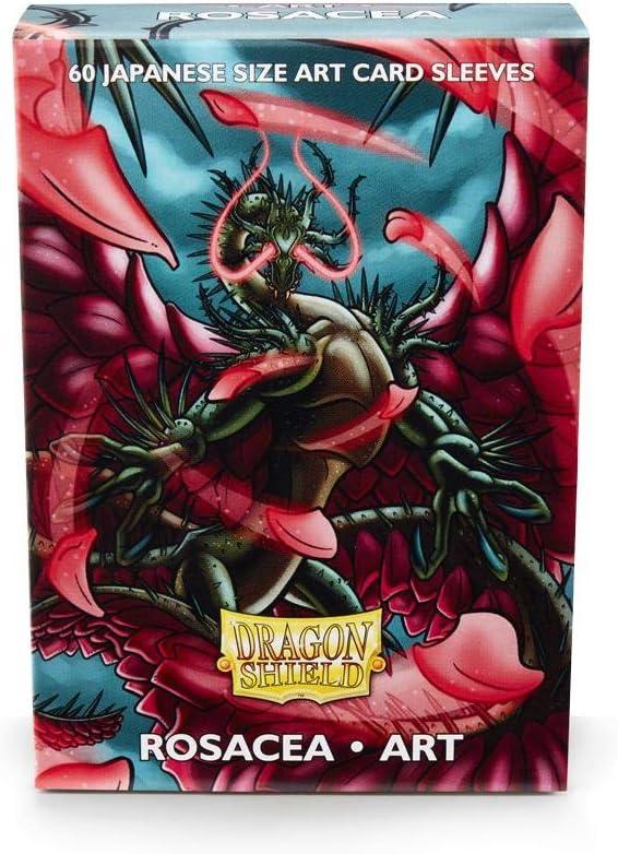 Dragon Shield Japanese qyonshi ART 60 protection sleeves cartes enveloppes 59x86
