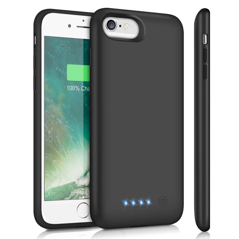 Funda Con Bateria Para iPhone 6s/6 De 6000 Mah (xmp)