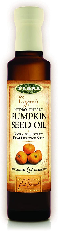 Organic Hydro-Therm Pumpkin Oil 8.5 oz