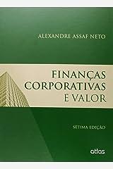 Finanças Corporativas E Valor Capa dura