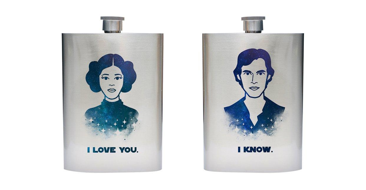 【新品】 プリンセスLeia & Han Solo I Inspired