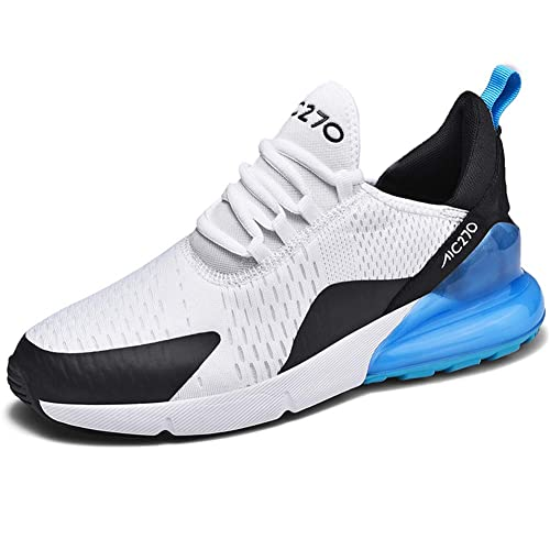 ccff5fc586 Mens Womens Road Running Shoes Casual Sports Trainers Gym Fitness Athletic  Lightweight Sneakers Walking Shoes(