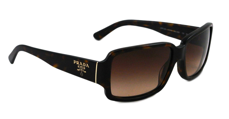 e1c46ad69ef31 ... spain prada 32ns 2au6s1 tortoise 32ns rectangle sunglasses amazon  clothing 5a255 258e5
