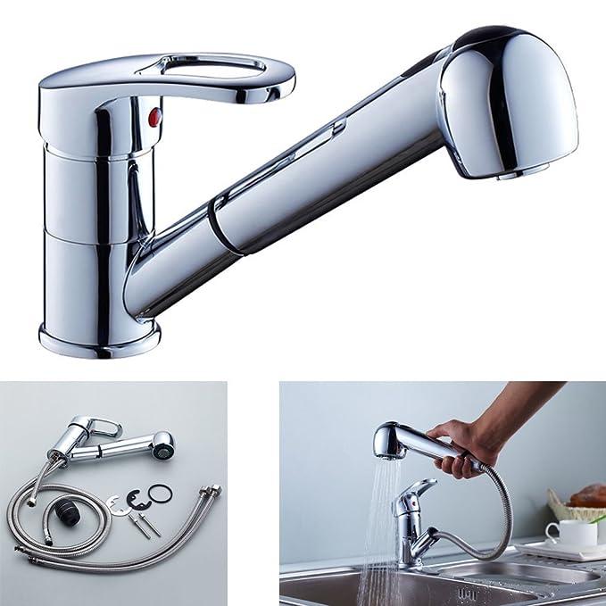 Wunderbar Kommerzielle Küchenspüle Wasserhahn Mit Sprüher Fotos ...