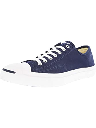 2a3dd403d43 Converse 157783C : Jack Purcell Ox Unisex Sneakers Midnight NVY (Men 10.5 =  Women 12.0