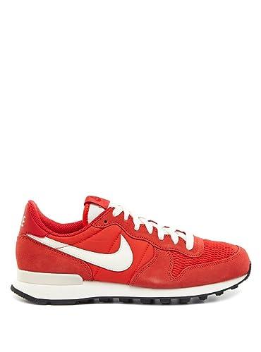 NIKE Schuhe Herren Sneaker 828041 611 Internationalist ROT RED Men ...
