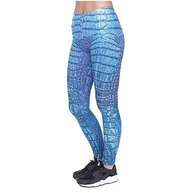 ADELINA Pantalones De Yoga Mujer Único Madre Legging Diseño ...