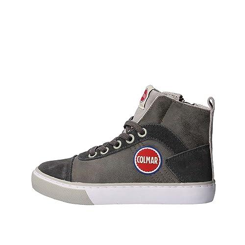 Colmar Scarpe Sneaker Grigio Bambino Ragazzo Durden Colors Y14 ... f76e3b5703d