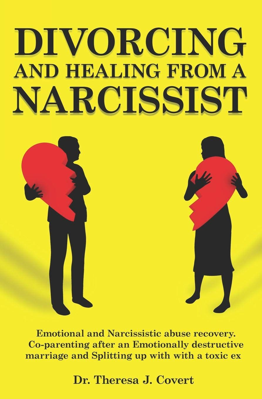 Divorcing Healing Narcissist Narcissistic Co parenting product image
