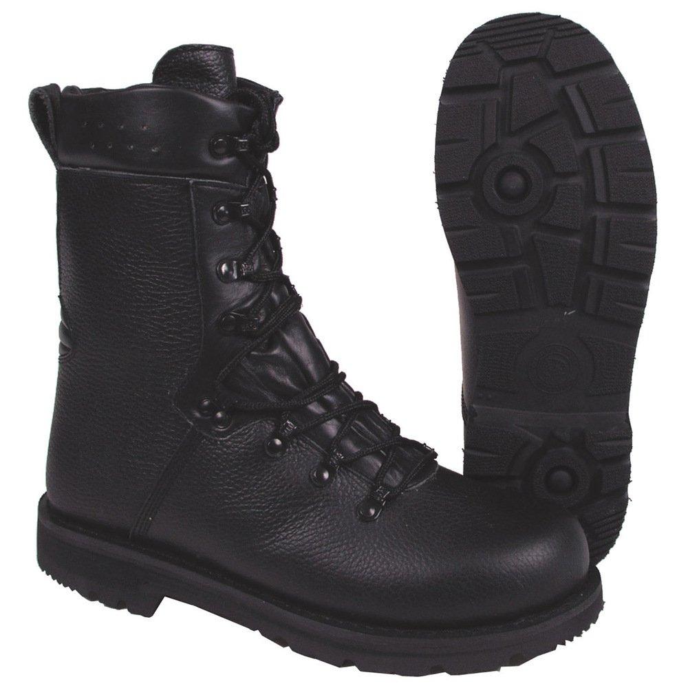 MFH BW Stivali Tipo 2000 di Forze Armate federali Tedesco Cuoio