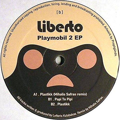 Price comparison product image Liberto - Playmobil 2 EP - Playmobil Series - playmobil002