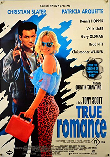 "True Romance  Movie Poster 24""x36"""