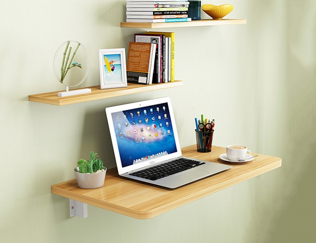 折りたたみ式コンピュータデスク壁掛けテーブルダイニングテーブルペイント壁掛けラップトップデスク学習テーブルサイズ ( サイズ さいず : 120*50cm ) B07B73YKBG 120*50cm 120*50cm