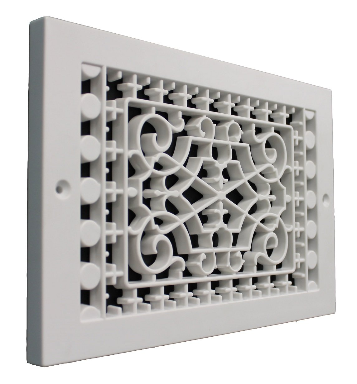 SMI Ventilation Products VBB610 Cold Air Return - 6 x 10 Victorian Style Base Board