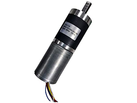 42mm Powerful Planetary Gearbox with Brushless Motor for Hydraulic