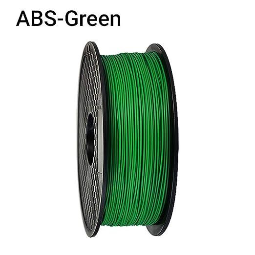 FENGXU ABS Filamento De Impresora 3D, 1,75 Mm 3D De Plástico ...
