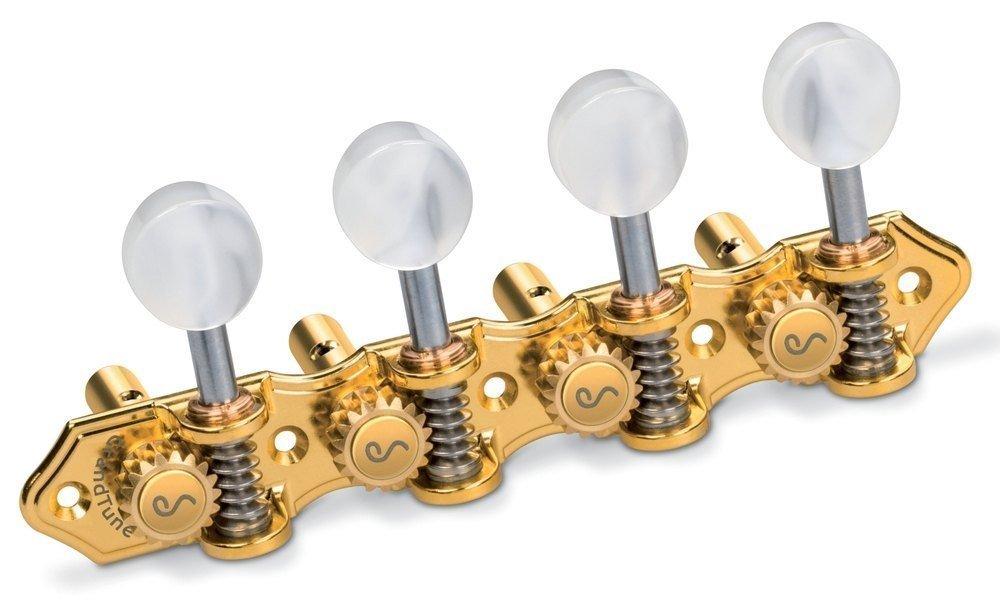 Schaller Machine head GrandTune¨ Mandolin A-style Gold