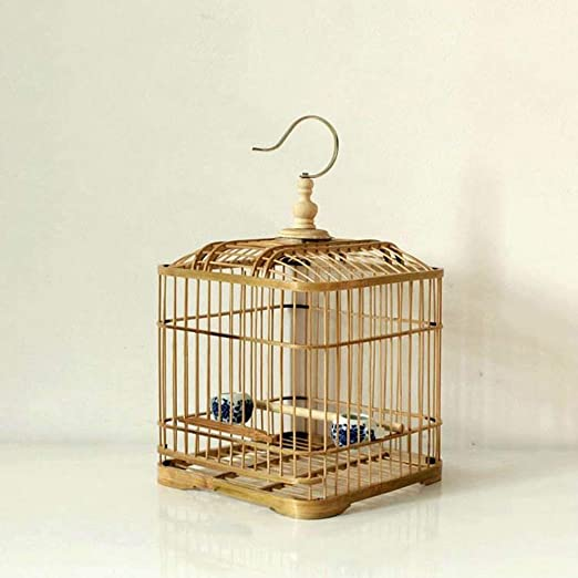 Bird Carrier Can Fly Flying Cage Mejora clásica Durable Jaula para ...