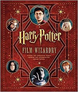 Amazon Fr Harry Potter Film Wizardry Brian Sibley Livres