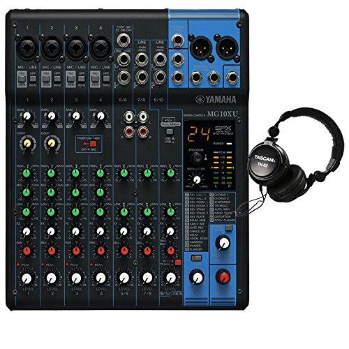 yamaha 10 mixer - 9