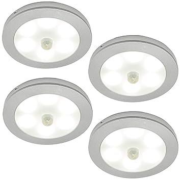 Interruptor de encendido/apagado automático, kit de iluminación LED – 4 pulgadas / bajo