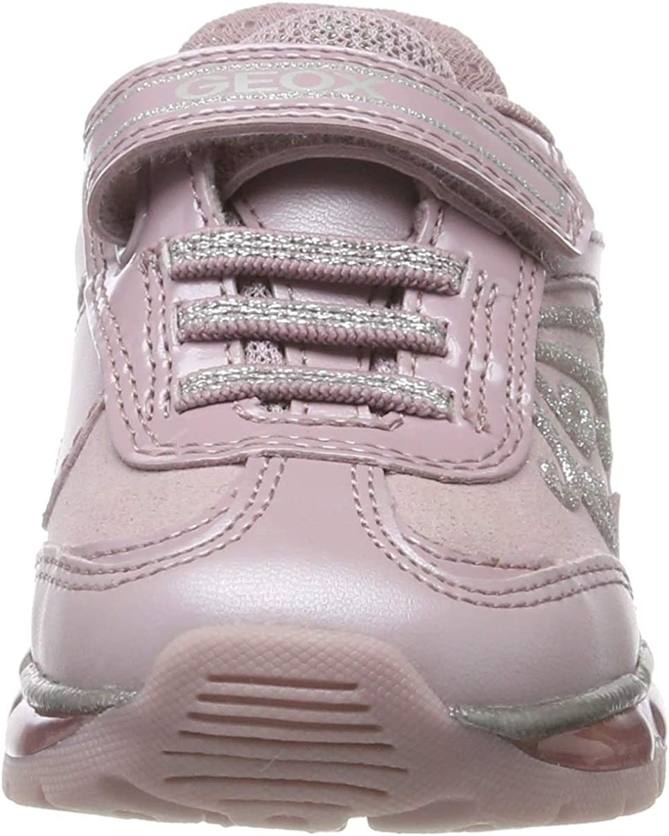 Geox Girls J Android a Low-Top Sneakers