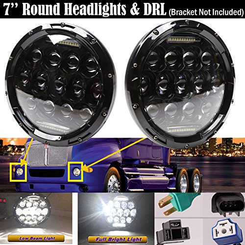 Kenworth T2000 Led Lights