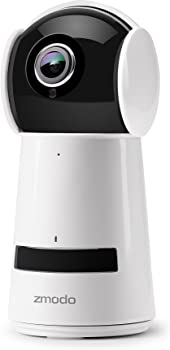 Zmodo 1080p HD Pan/Tilt/Zoom Wireless IP Security Camera
