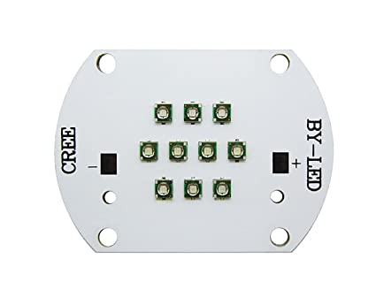 topledlight 30 W High Power LED Pflanzen Grow Lampe SMD 3 blau + 4 ...