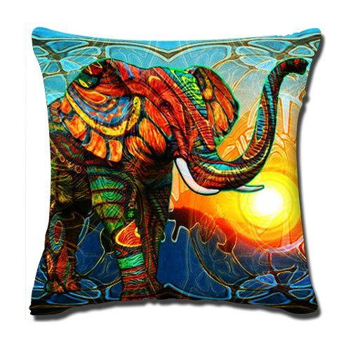 Decorative Living Room Pillow Covers : Generic Cotton Polyester Decorative Throw Pillow Case Cushion Cover For Your Living Room,Sofa,18 ...