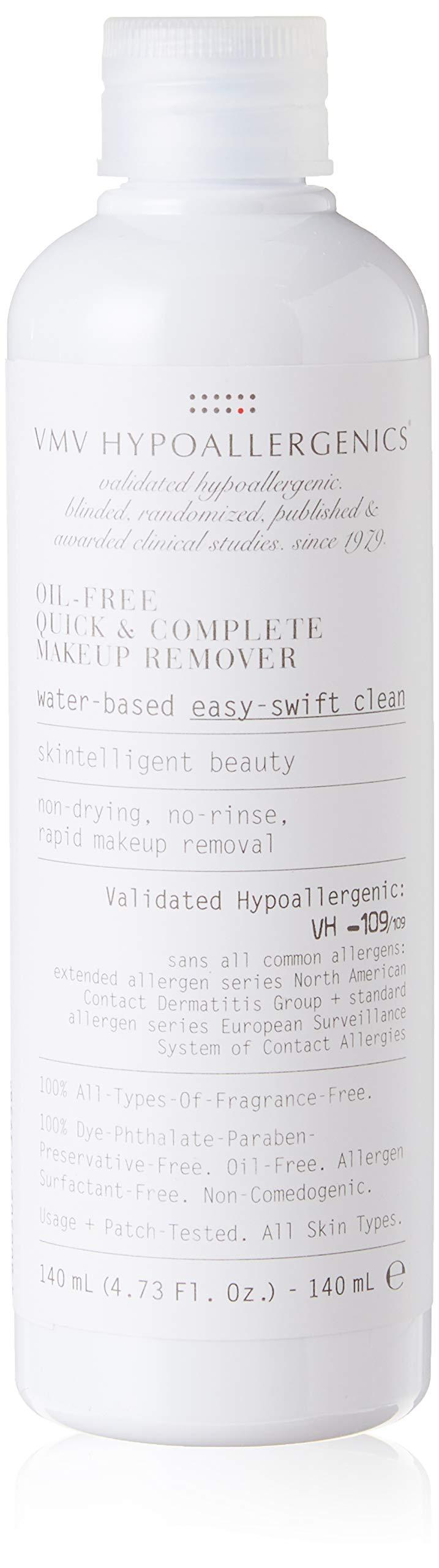 VMV Hypoallergenics Oil-free Quick & Complete Makeup Remover