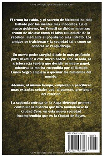 Metropol Ciudad De Reyes Amazon Es Asier Garay Libros