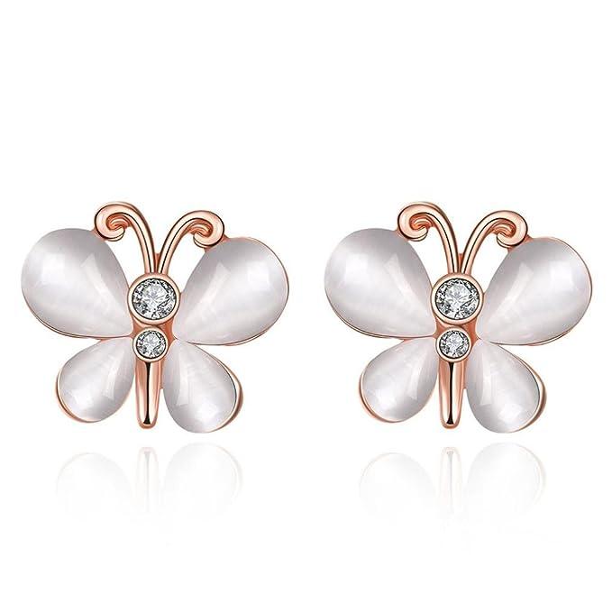 12 Farben Schmuckbeutel Schmuck Mode // Damen Frauen Ohrstecker Ohrring