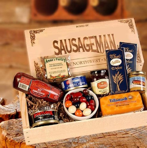 Premium Meat and Cheese Gift by Organic Stores