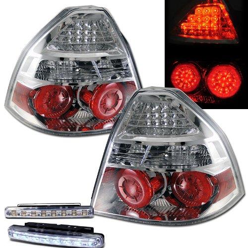 CHEVROLET AVEO SEDAN (NEW) TAIL LIGHT LEFT (DRIVER SIDE) 2007-2008