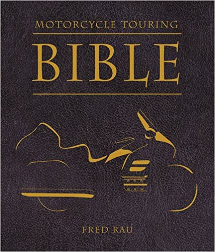 Book Motorcycle Touring Bible
