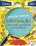 Reiseführer Australien: Für Eltern verboten: Australien. Der cool-verrückte und kompakte Reiseführer mit Fragen zu Tieren, Pflanzen und Geschichte Australiens, wie sie nur von Kindern kommen können.