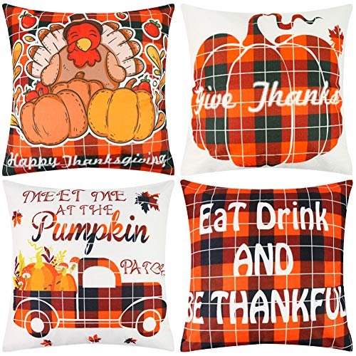 Great Halloween/Fall Pillow Covers!