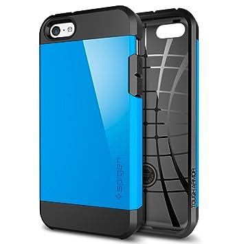 best service a0f13 ced6e Spigen Tough Armor Series Cover Case for iPhone 5C - Dodger Blue