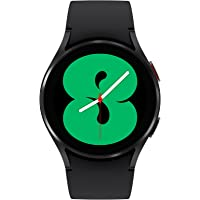 Samsung Galaxy Watch 4 40mm Smartwatch with ECG Monitor Tracker for Health Fitness Running Sleep Cycles GPS Fall…