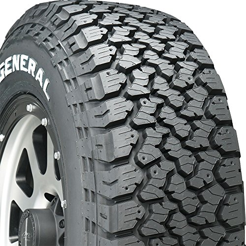General Grabber A/TX All- Terrain Radial Tire-265/70R17 115T (2005 Ford Expedition Tires)