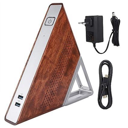 Mobile Ad Angolo Per Computer.Kafuty Host Di Computer Triangolare Mini Pc Ad Angolo Acuto Con 64